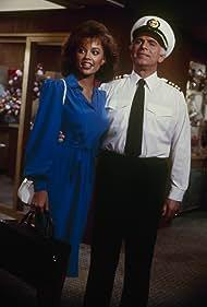 Vanessa Williams and Gavin MacLeod in The Love Boat (1977)