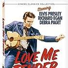 Elvis Presley in Love Me Tender (1956)