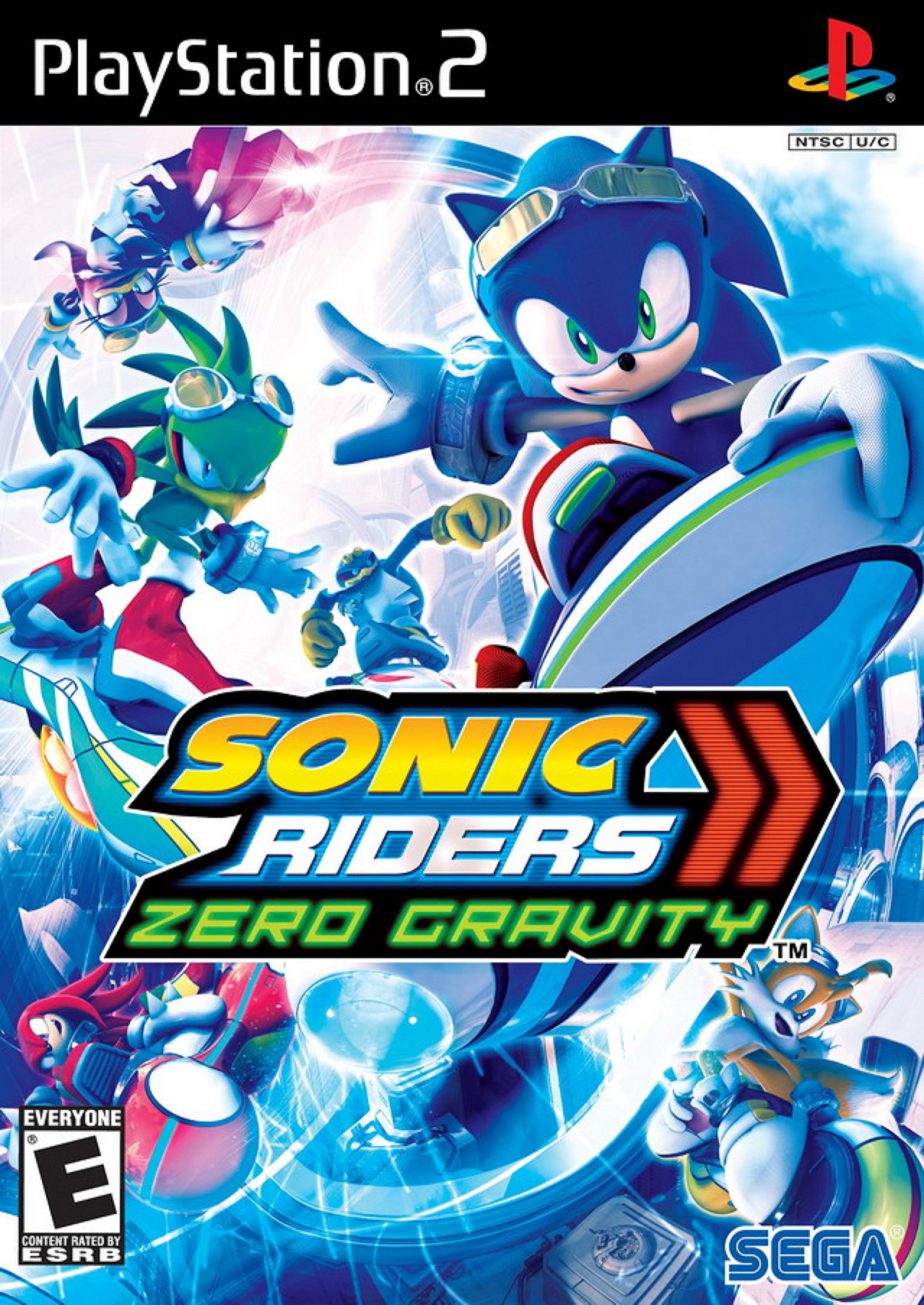 Sonic Riders Zero Gravity Video Game 2008 Imdb