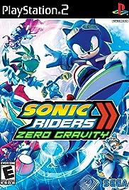 Sonic Riders: Zero Gravity Poster