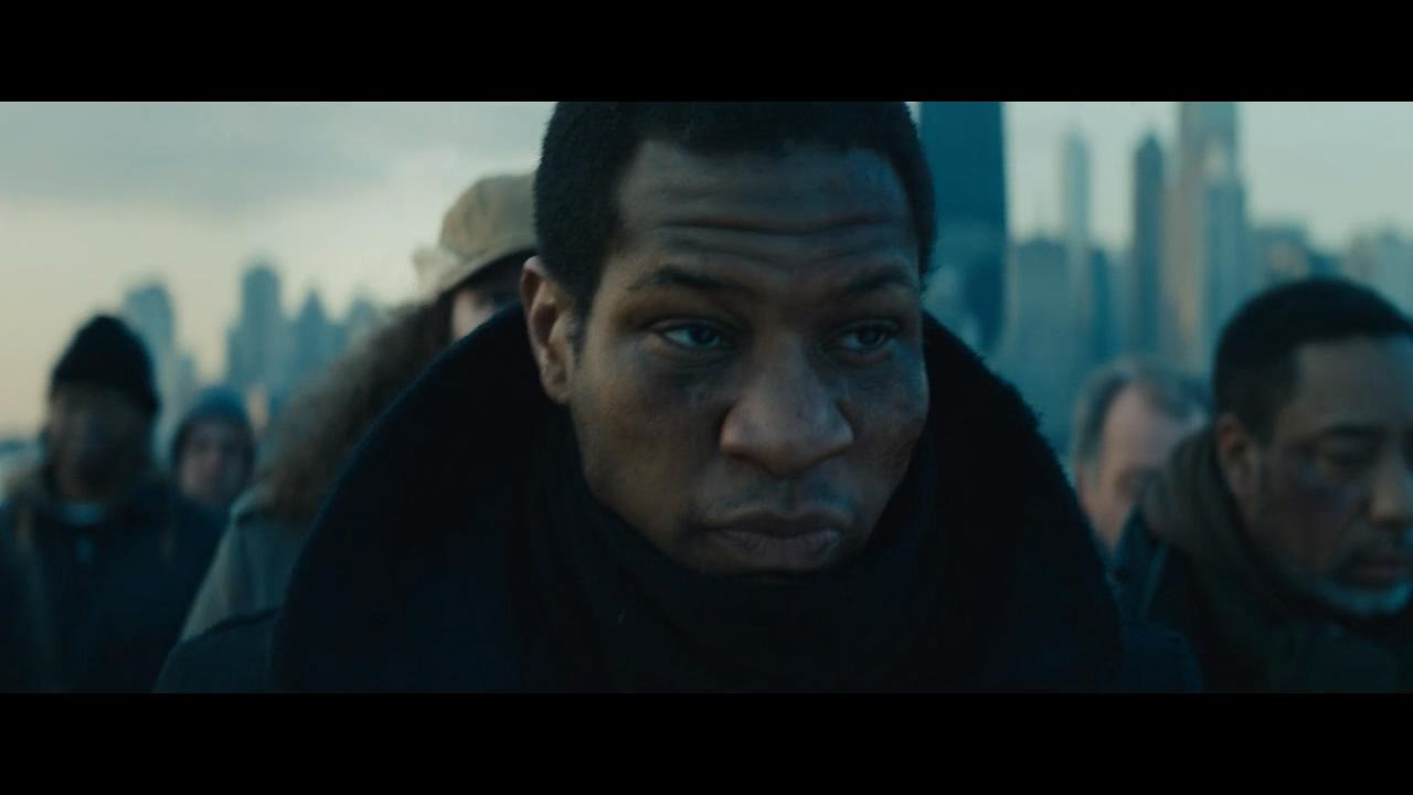 Jonathan Majors in Captive State (2019)