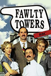 Fawlty Towers Poster - TV Show Forum, Cast, Reviews