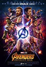 Avengers: Infinity War IMAX® Behind the Frame