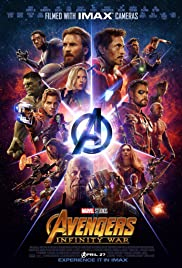Avengers: Infinity War IMAX® Behind the Frame Poster