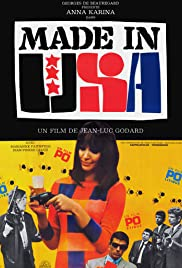 Made in U.S.A (1966) Poster - Movie Forum, Cast, Reviews