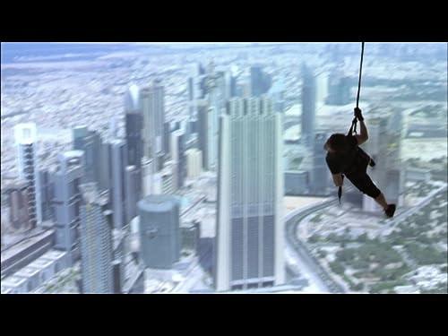 """""""Tom Cruise and the Burj Khalifa"""""""