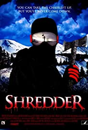 Shredder(2001) Poster - Movie Forum, Cast, Reviews