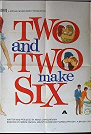 Two and Two Make Six Poster