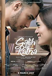 Galih dan Ratna Poster