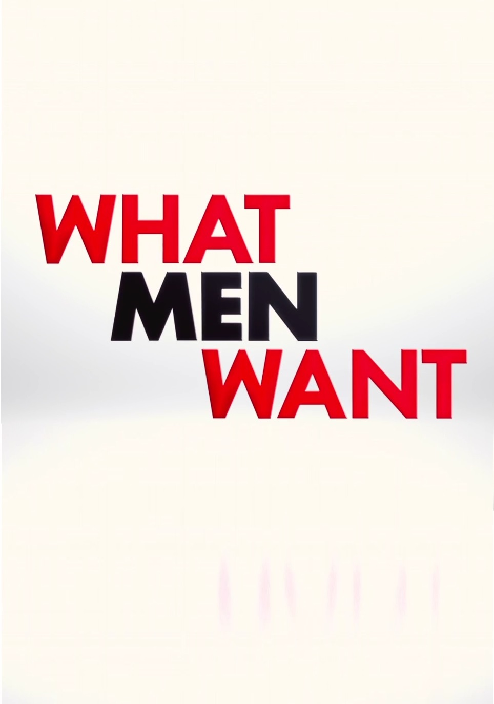 what men want 2019 imdb