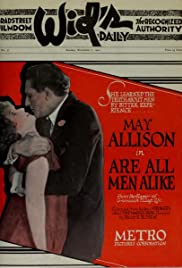 Are All Men Alike? Poster