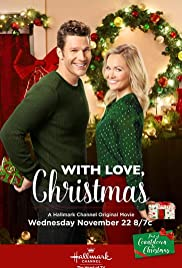 with love christmas poster - Hallmark Christmas Commercial