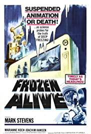 Frozen Alive (1964) Poster - Movie Forum, Cast, Reviews