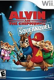 squeakquel chipmunks Alvin and