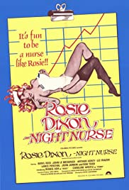 Rosie Dixon - Night Nurse (1978) Poster - Movie Forum, Cast, Reviews
