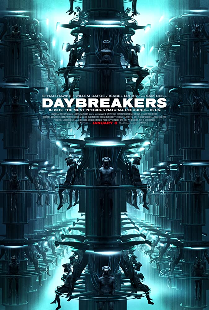 Daybreakers (2009) Hindi Dubbed
