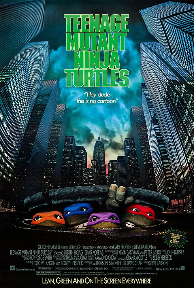 Teenage Mutant Ninja Turtles مترجم