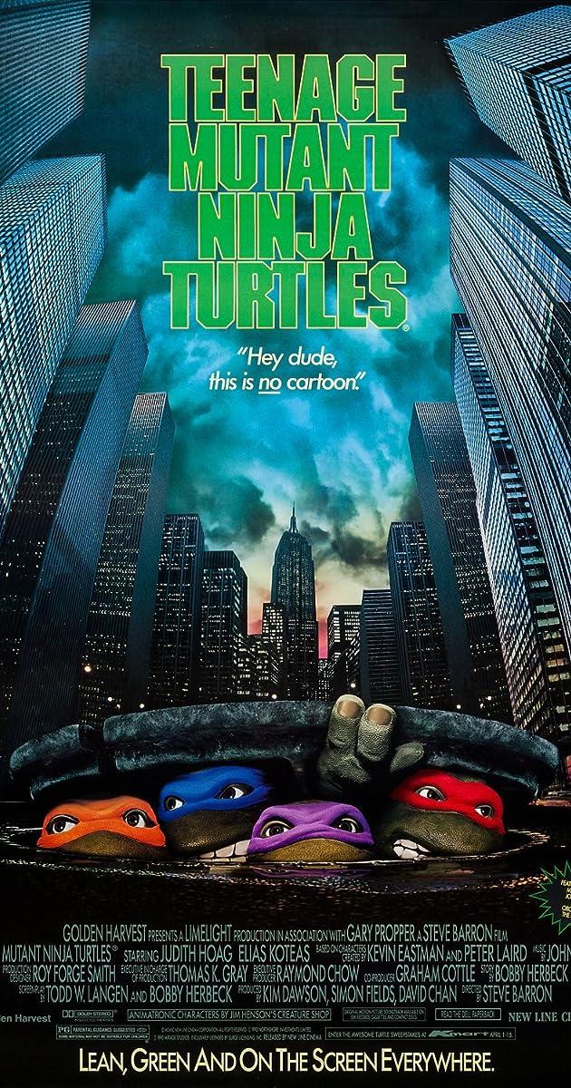 Subtitle of Teenage Mutant Ninja Turtles