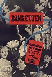 Banketten Poster