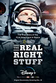 The Real Right Stuff Poster