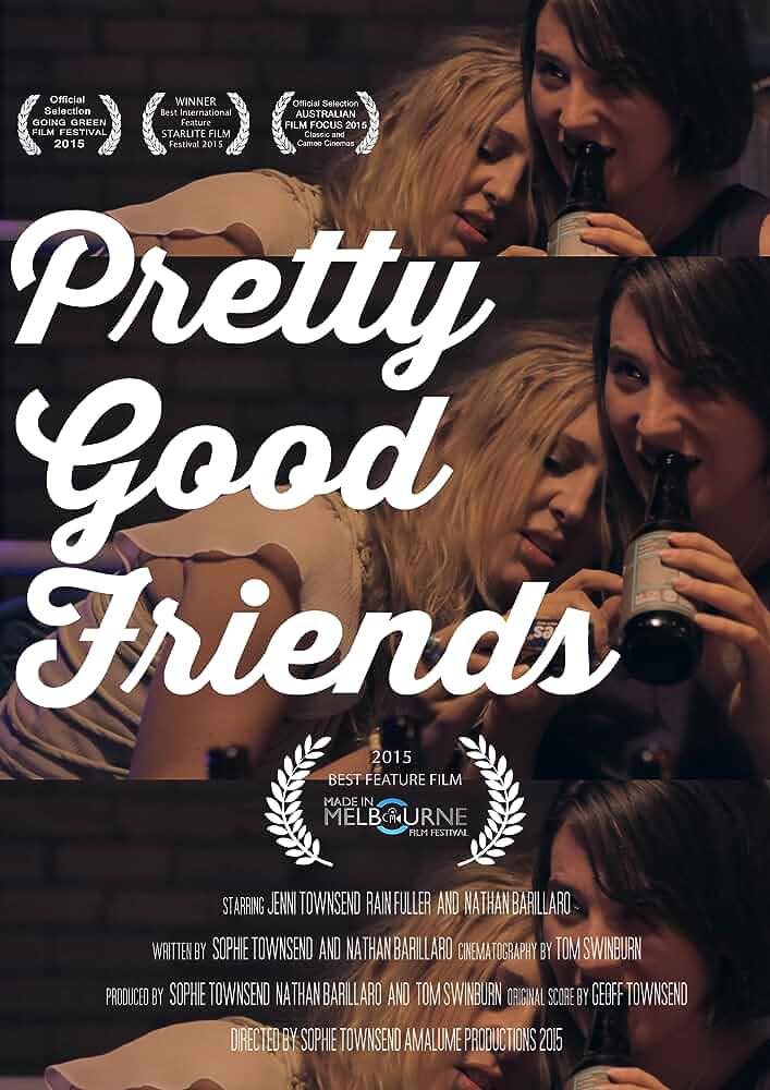 Pretty Good Friends (2015)