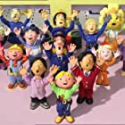 Kate Harbour, Peter Kay, Lewis Macleod, Neil Morrissey, Ken Barrie, and Steven Kynman in Peter Kay's Animated All Star Band: The Official BBC Children in Need Medley (2009)