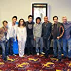 Art Hsu, Brian Tee, Mirelley Taylor, Jason Yee, Ron Yuan, Scott Eriksson - THE GIRL FROM THE NAKED EYE Premiere