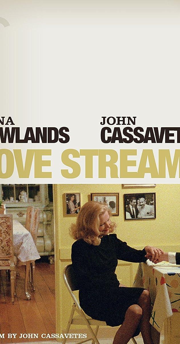 Watch Full HD Movie Love Streams (1984)