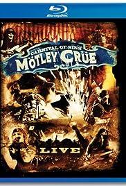 Mötley Crüe: Carnival of Sins(2005) Poster - Movie Forum, Cast, Reviews