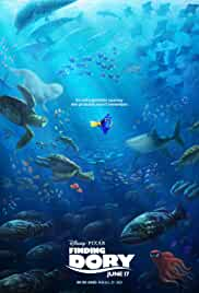 Finding Dory (2016) HDRip Hindi Movie Watch Online Free