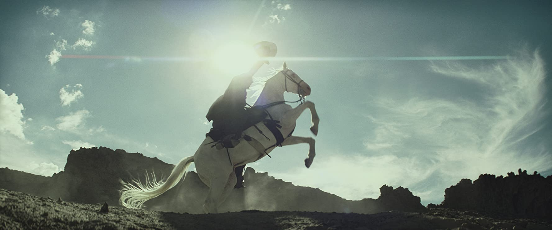 Armie Hammer in The Lone Ranger 2013