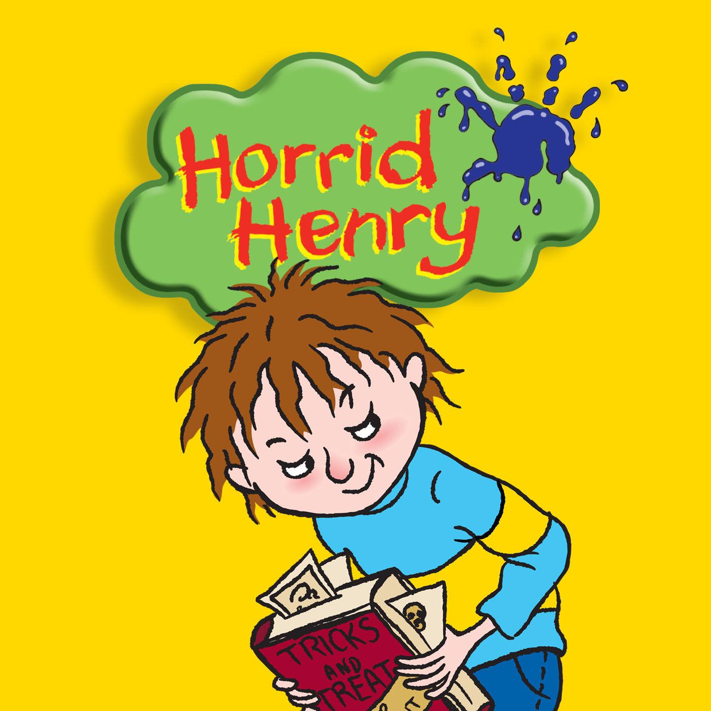 Horrid Henry TV Series 2006