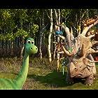 Peter Sohn and Raymond Ochoa in The Good Dinosaur (2015)