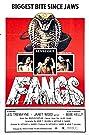 Fangs (1974) Poster