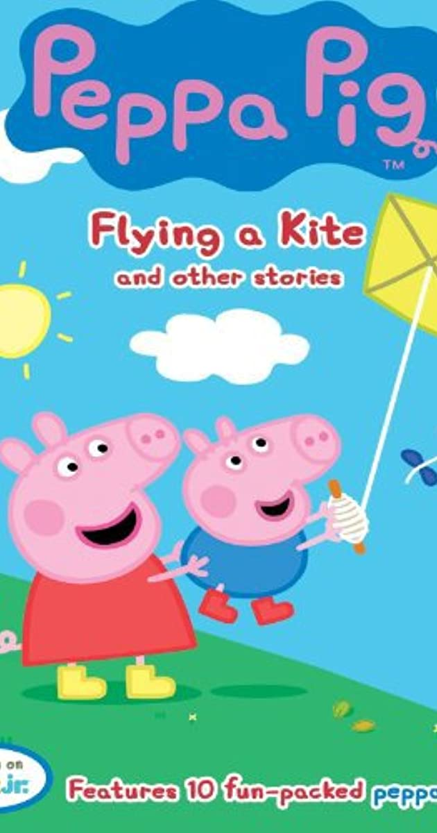 Peppa Pig: Flying a Kite and Other Stories (2012) - IMDb