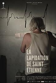 La lapidation de Saint Étienne Poster