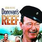 John Wayne and Lee Marvin in Donovan's Reef (1963)