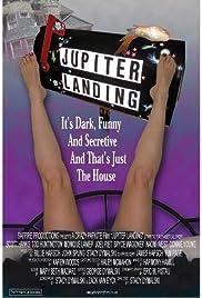 Jupiter Landing Poster