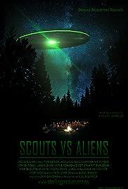 Scouts vs Aliens Poster