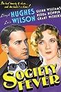 Society Fever (1935) Poster