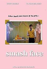 Smash Face Poster