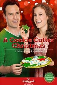 David Haydn-Jones and Erin Krakow in A Cookie Cutter Christmas (2014)