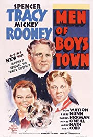 Men of Boys Town Poster