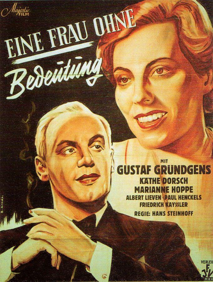 Eine Frau ohne Bedeutung (1936)
