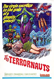 The Terrornauts Poster