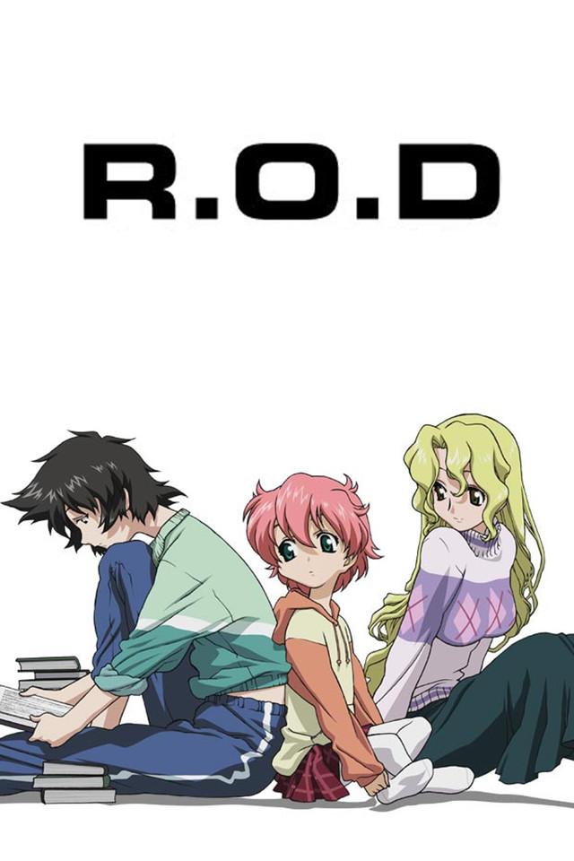 دانلود زیرنویس فارسی سریال R.O.D the TV