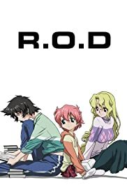 R.O.D the TV Poster