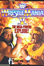 Primary image for WrestleMania V