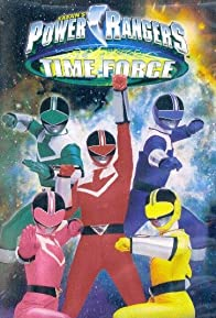 Primary photo for Power Rangers Time Force: Photo Finish