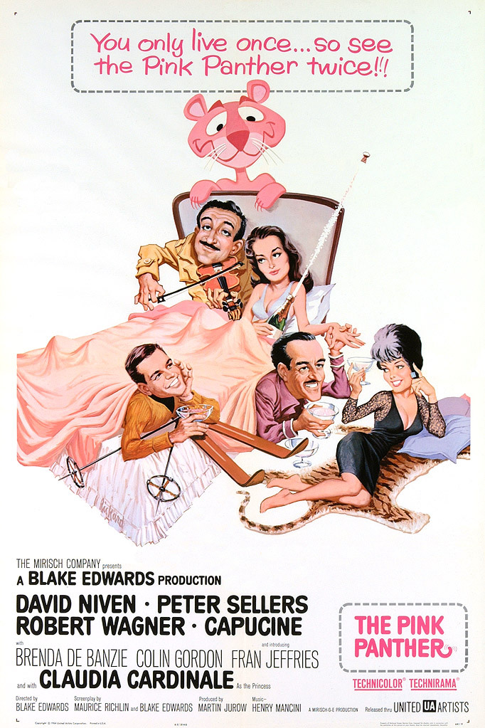 The Pink Panther (1963) - IMDb